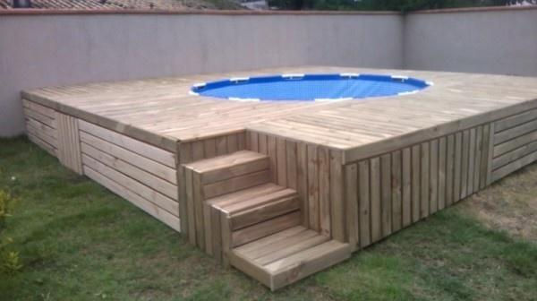 His DIY Swimming Pool Saved Him THOUSANDS… I\'m JEALOUS ...