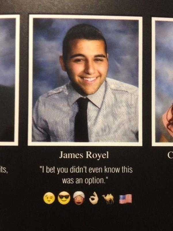 40 Of The Funniest Yearbook Quotes Ever Written… #9 Had Me ...